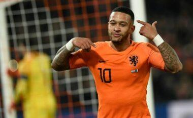 EURO 2020/ Mbyllet pjesa e parë në Holandë – Austri, ky është rezultati (VIDEO)