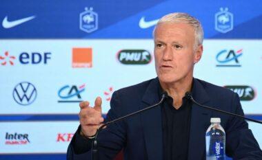 Prag ndeshja me Portugalinë, Deschamps: Kemi siguruar kualifikimin, kjo na jep qetësi