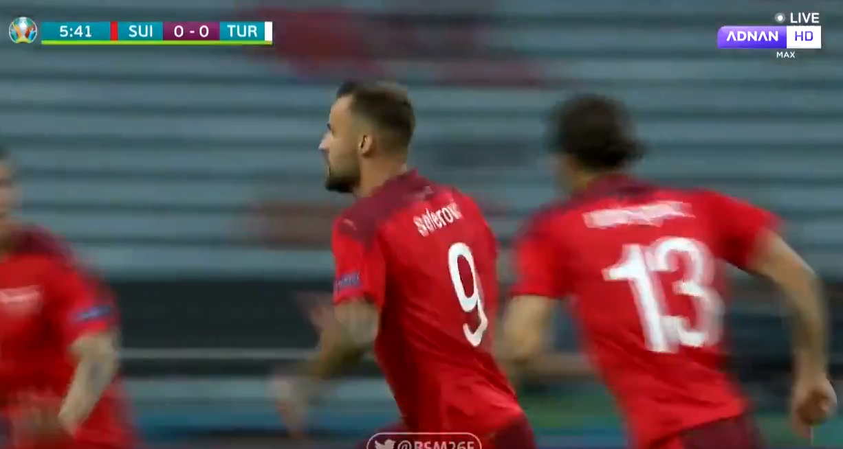 EURO 2020/ Zvicra zhbllokon rezultatin ndaj Turqisë (VIDEO)