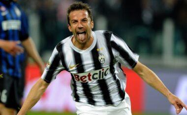 Del Piero tregon pse nuk punon sot te Juventusi si Maldini te Milani