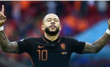 Hollanda kalon në avantazh ndaj Maqedonisë (VIDEO)