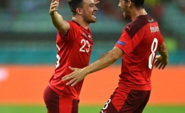 EURO 2020/ Zvicër – Turqi, Xherdan Shaqiri shpallet lojtari i ndeshjes (FOTO LAJM)