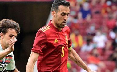 Një ditë nga Euro 2020, Enrique: Do ta pres Busquets