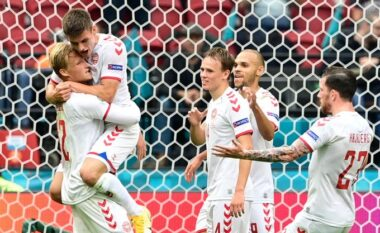 """Dopiet"" ndaj Uellsit, Dolberg arrin një rekord me Danimarkën"