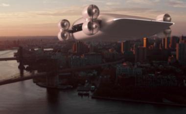 """""""Autobusi dron"""" që do të mundësojë transportin publik"""