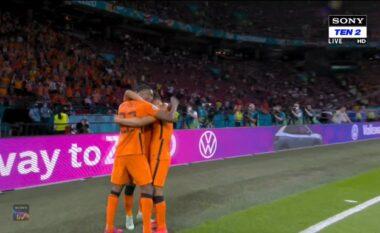 EURO 2020/ Holanda dyfishon rezultatin ndaj Austrisë (VIDEO)