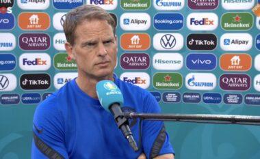 De Boer optimist: Kemi cilësitë për ta fituar Kampionatin Evropian