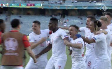 EURO 2020/ Zvicra zhbllokon rezultatin ndaj Wales (VIDEO)