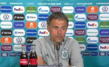 Prag ndeshja, Enrique: Dashuroj Italinë, por ne jemi Spanja