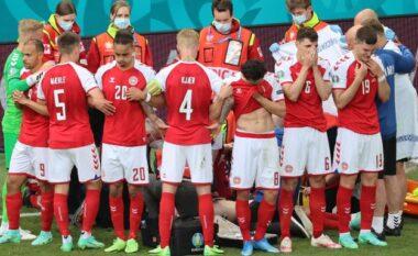UEFA: Eriksen është transferuar në spital, takim urgjent me dy skuadrat