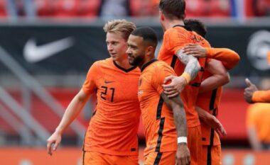 Holanda mposht pa shumë probleme Gjeorgjinë, fitojnë edhe Danimarka e Skocia (VIDEO)