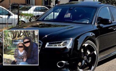 """Audi 100 mijë euro në emër të babit biznesmen, kamerat e """"bishës"""" luksoze mund të kenë filmuar aksidentin tragjik në Vlorë (FOTO LAJM)"""