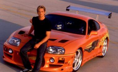 """Shitet me çmim marramedës makina ikonike që Paul Walker përdorte në """"Fast & Furious"""""""
