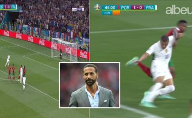 Penalltia e Francës ndaj Portugalisë, Ferdinand: E tmerrshme (VIDEO)