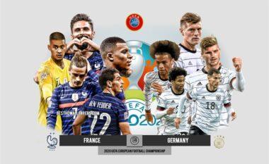 EURO 2020/ Francë – Gjermani, formacionet zyrtare