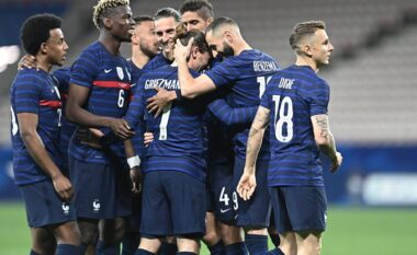 "Franca fiton bindshëm ndaj Wales, Benzema mbetet ""thatë"" (VIDEO)"