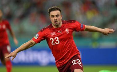 U shpall lojtari i ndeshjes, Shaqiri: Jam i lumtur që ndihmova skuadrën me dy gola