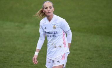 ZYRTARE/ Kosovare Asllani vazhdon kontratën me Real Madrid