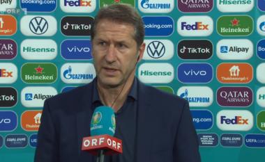 """Kalon për herë të parë grupin, trajneri i Austrisë """"kërcënon"""" Italinë:  Do të vijë një ditë e do të mposhtet"""