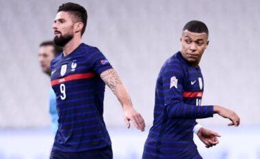 Përplasje në distancë mes Giroud-Mbappe, Didier Deschamps jep fjalën e tij
