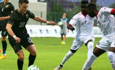 Kosova kthehet tek fitorja, mposht Gambian në miqësore (FOTO LAJM)