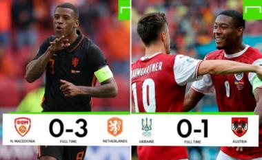 Mbyllet Grupi C: Austria sfidon Italinë, Holanda e mbyll perfekt dhe pret rivalin (VIDEO)