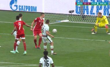 EURO 2020/ Më fund Portugalia zhbllokon rezultatin ndaj Hungarisë (VIDEO)