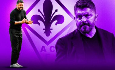 Qëndori vetëm 20 ditë, zbulohet arsyea e largimit të Gattusos nga Fiorentina