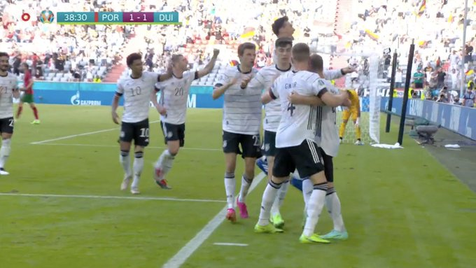 EURO 2020/ Spektakolare Gjermania, përmbys rezultatin ndaj Portugalisë (VIDEO)