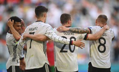 """EURO 2020/ Gola dhe spektakël, Gjermania mposht me """"poker""""  Portugalinë (VIDEO)"""