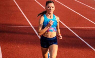 Nuk ndalet Luiza Gega, vendos rekord të ri kombëtar në 10 mijë metra