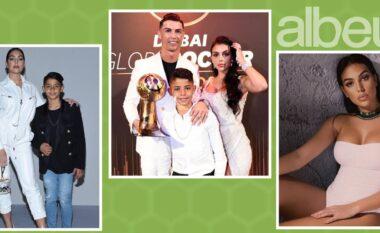 Djali i Ronaldos feston ditëlindjen, urimi i ndjerë i Georginës merr gjithë vëmendjen (FOTO LAJM)