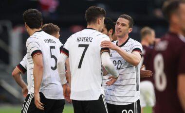 Plot 7 gola, Gjermania pa mëshirë në miqësore (VIDEO+FOTO)