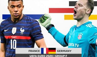 EURO 2020/ Francë – Gjermani, ndiqeni këtu ndeshjen LIVE