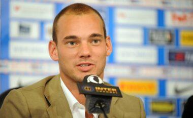 Befason Sneijder: E kam vendosur, do të bëhem trajner