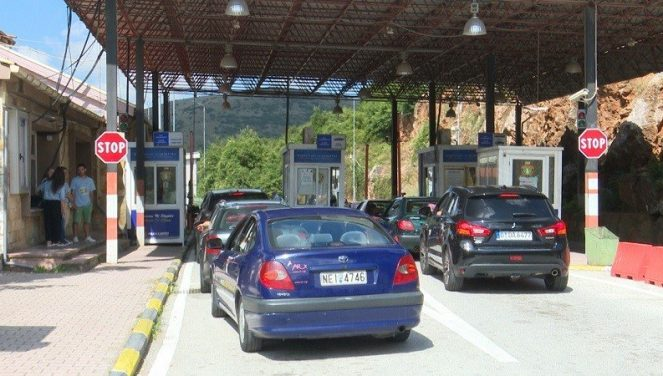 Greqia hap kufijtë për vizitorët shqiptarë
