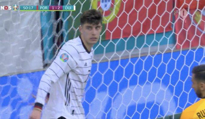 EURO 2020/ Nuk ndalet Gjermania, shënon golin e tretë ndaj Portugalisë (VIDEO)
