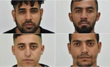 Merr fund banda e grabitësve shqiptarë në Greqi, dalin emrat e të arrestuarve (FOTO LAJM)