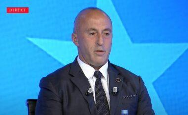 """""""Je njeriu i Serbisë"""", Haradinaj tregon përse i tha ashtu Kurtit (VIDEO)"""