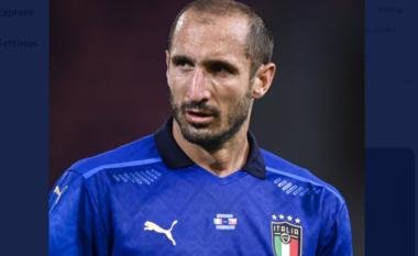 EURO 2020/ Italia humb kapitenin për ndeshjen me Austrinë