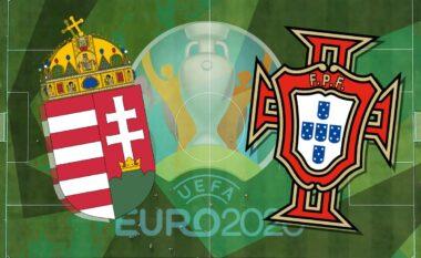 EURO 2020/ Hungari – Portugali, formacionet zyrtare (FOTO LAJM)