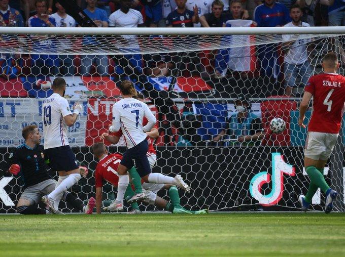 """EURO 2020/ Hungaria surprizon Francën, del me pikë nga """"Puskas Arena"""" (VIDEO)"""