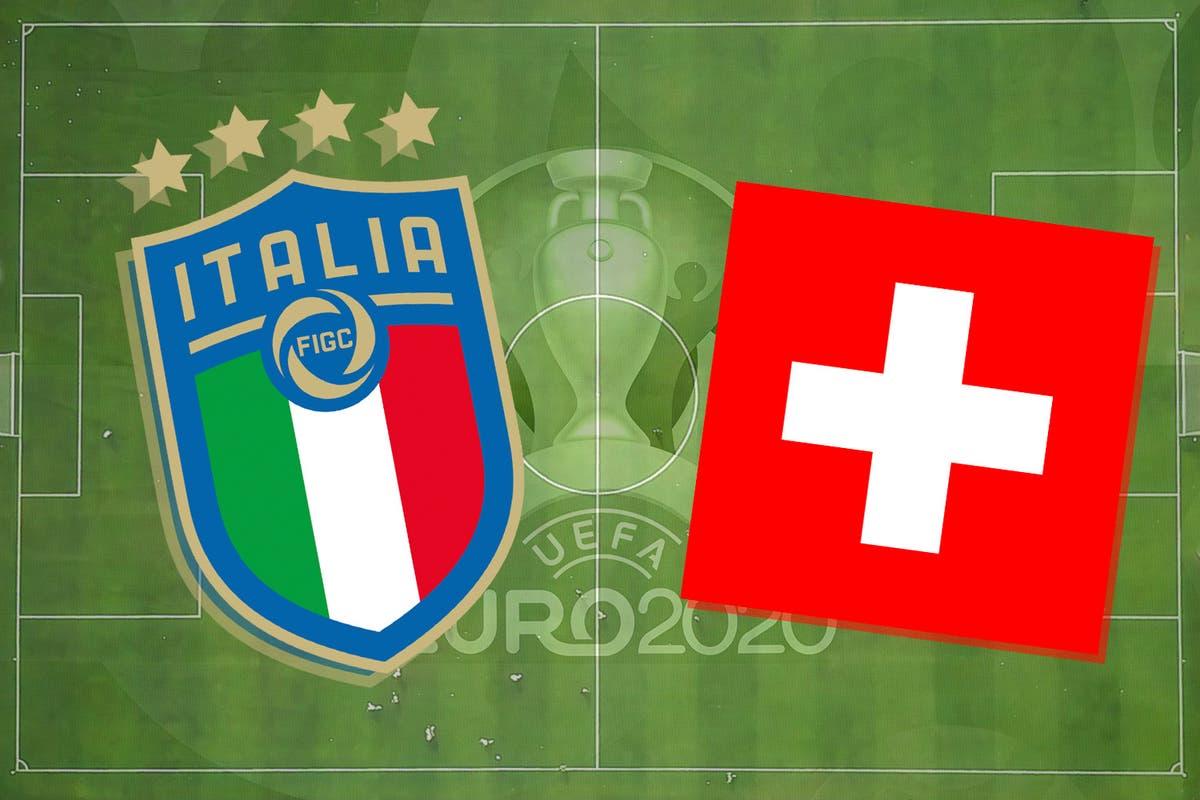 EURO 2020/ Itali – Zvicër, formacionet zyrtare