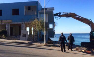 Ndërtimet pa leje, dy të arrestuar dhe 2 të proceduar në Himarë