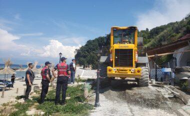 Aksioni i IKMT-së në Durrës, 1 i arrestuar dhe 5 të proceduar për ndërtime pa leje