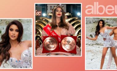"""""""Miss Shqiperia 2020"""" çmend rrjetin, 17-vjeçarja: Burrat frikësohen nga gjatësia ime (FOTO LAJM)"""