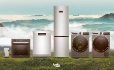 Beko prezanton pajisje ekologjike për një planet të shëndetshëm