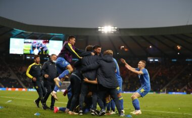 EURO 2020/ Fund dramatik, Ukraina shënon në shtesën e shtesës ndaj Suedisë dhe kalon në çerekfinale (VIDEO)