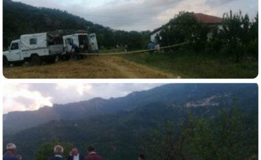Tragjedia e Librazhdit, njëri prej fëmijëve përfundon në spital