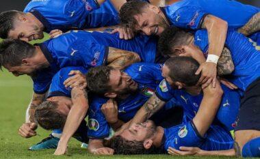 Lajme të mira për Italinë para ndeshjes me Belgjikën, Chiellini gati ndërsa Florenzi kthehet në stërvitje